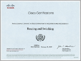 CCIE-Cisco Certified Internetwork Expert