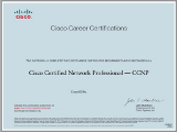 CCNP-Cisco Certified Network Professional